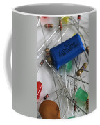 Electronic Components Coffee Mug