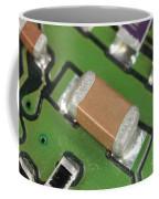 Electronics Board With Lead Solder Coffee Mug