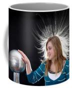 Electrostatic Generator, 4 Of 8 Coffee Mug