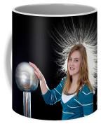 Electrostatic Generator, 7 Of 8 Coffee Mug