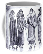 Elegant Coats Coffee Mug