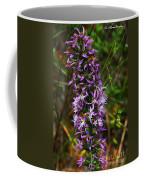 Elegant Liatris Coffee Mug