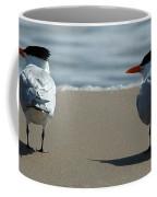 Elegant Tern Coffee Mug