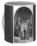 Elementary School, C1840 Coffee Mug