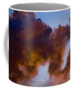 Elephant Cloud Coffee Mug