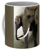 Elephant Meet Coffee Mug