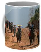 Elephant Rides Coffee Mug