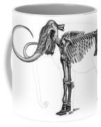Elephas, Extant Cenozoic Mammal Coffee Mug