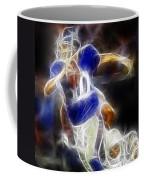 Eli Manning Quarterback Coffee Mug