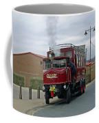 Elizabeth - Steam Bus At Whitby Coffee Mug