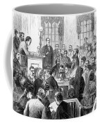 Elizabeth Wharton Trial Coffee Mug
