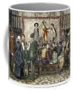 Elizabethan Theatre Coffee Mug