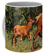 Elk Fawn Coffee Mug