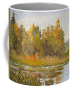 Elk Island 5 Coffee Mug