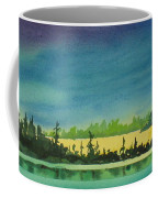 Elk Island Sundown 2 Coffee Mug