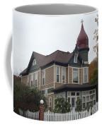 Elkader Castle Coffee Mug