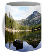 Elkhorn Mountain Reflection Coffee Mug
