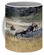 Elks Rutting Coffee Mug