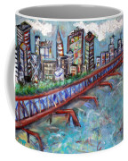 Ellis And Wall Street Coffee Mug