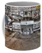 Elvis' Cadillac Coffee Mug