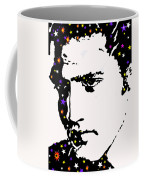 Elvis Living With The Stars Coffee Mug