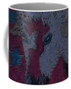 Elvis The Moon Cow Coffee Mug