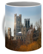 Ely Cathedral Scenic Coffee Mug