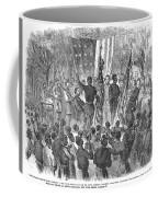 Emancipation, 1863 Coffee Mug by Granger