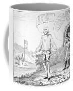 Embargo Repeal, 1809 Coffee Mug