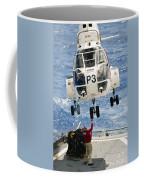 Embarked Presidential Airways Puma Coffee Mug