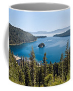 Emerald Bay Morning Coffee Mug