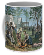 Emigrants: Arkansas, 1874 Coffee Mug by Granger