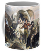 Emigrants To West, 1874 Coffee Mug