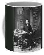 Emile Zola (1840-1902) Coffee Mug