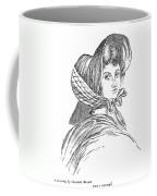Emily Bront� (1818-1848) Coffee Mug