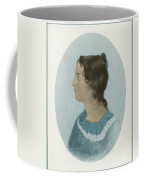 Emily Bronte, English Author Coffee Mug