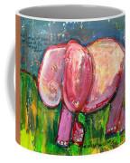 Emily's Elephant 3 Coffee Mug