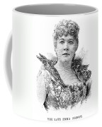 Emma Abbott (1849-1891) Coffee Mug