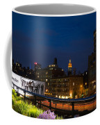 Empire State From High Line Coffee Mug