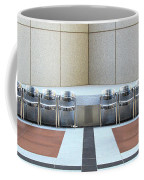 Study In Symmetry  Coffee Mug