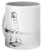 Empty Life Guard Tower 2 Coffee Mug