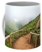 Empty Walking Trail Coffee Mug