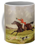 Encouraging Hounds Coffee Mug