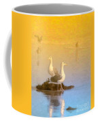 End Of The Day Coffee Mug by Betty LaRue