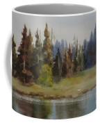 End Of The Lagoon Coffee Mug