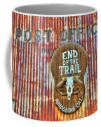 End Of The Trail Coffee Mug