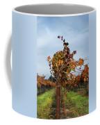 End Of The Vineyard Row Coffee Mug