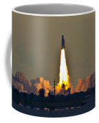 Endeavor Blast Off Coffee Mug