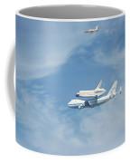 Endeavour's Final Flight Coffee Mug