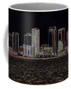 Energized Tampa - Digital Art Coffee Mug